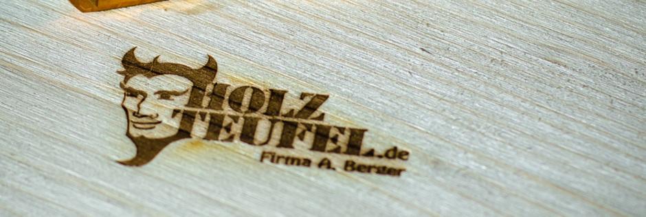 ...denn wir haben ein Händchen für Holz